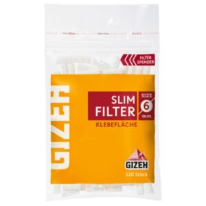 Gizeh Slim Zigarettenfilter