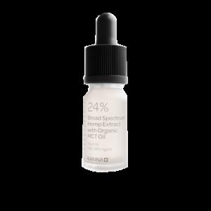 Vollspektrum Hanftropfen 24% 10 ml