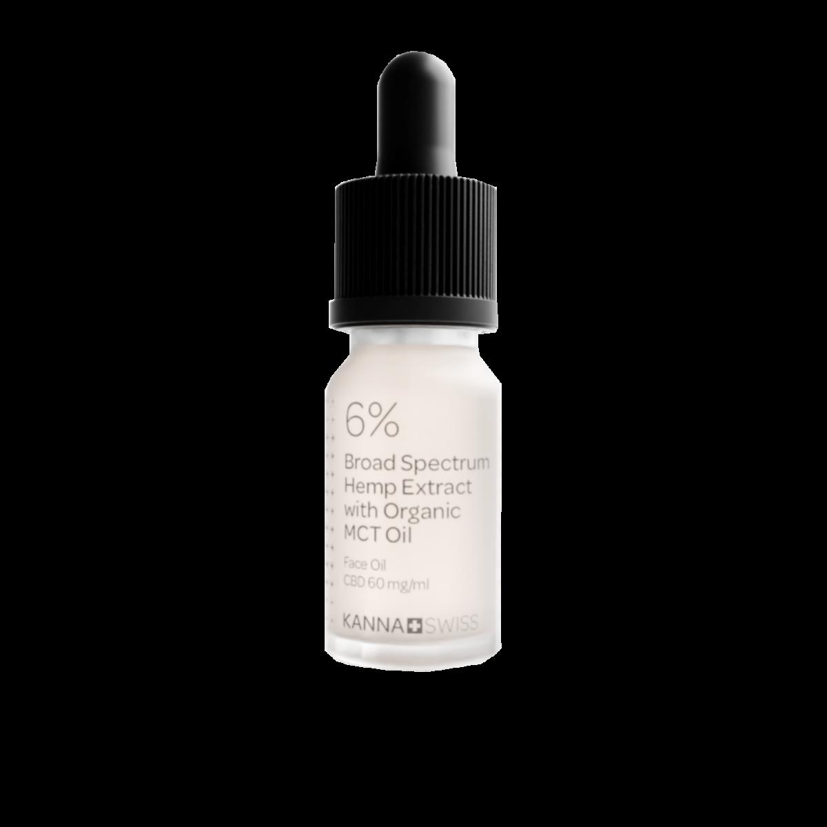 Vollspektrum Hanftropfen 6% 10 ml