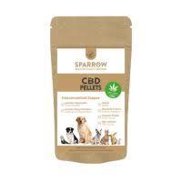 SPARROW PetCBD – Pellets für Heimtiere 250g