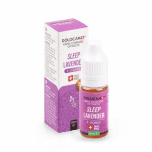 DOLOCAN® SLEEP Lavender CBD E‑Liquid 10%