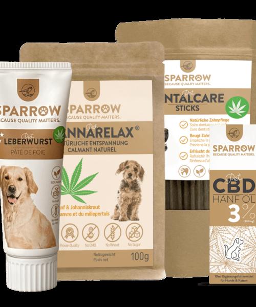 SPARROW Pet Set Hunde
