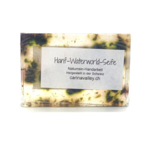 Hanf-Waterworld-Seife 90g