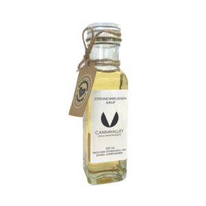 Zitronenmelisse-Sirup 100ml