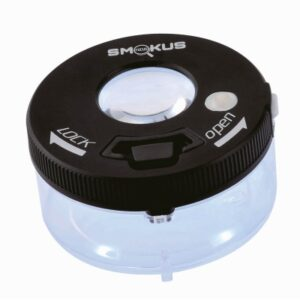 Smokus Focus Jar Black