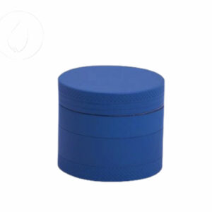 Grinder Blue 4-Teilig Matt