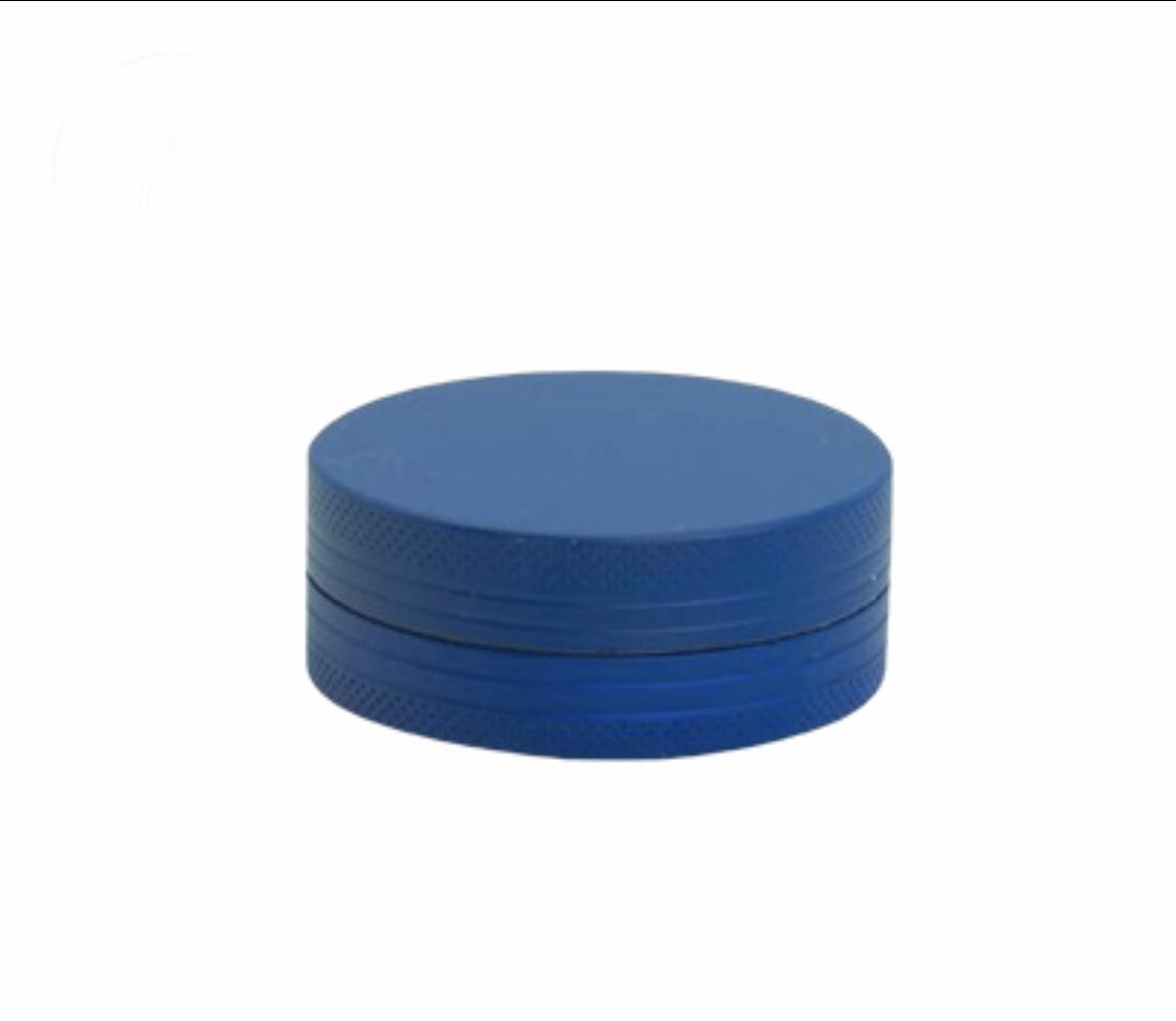 Grinder Blau 2-teilig Matt