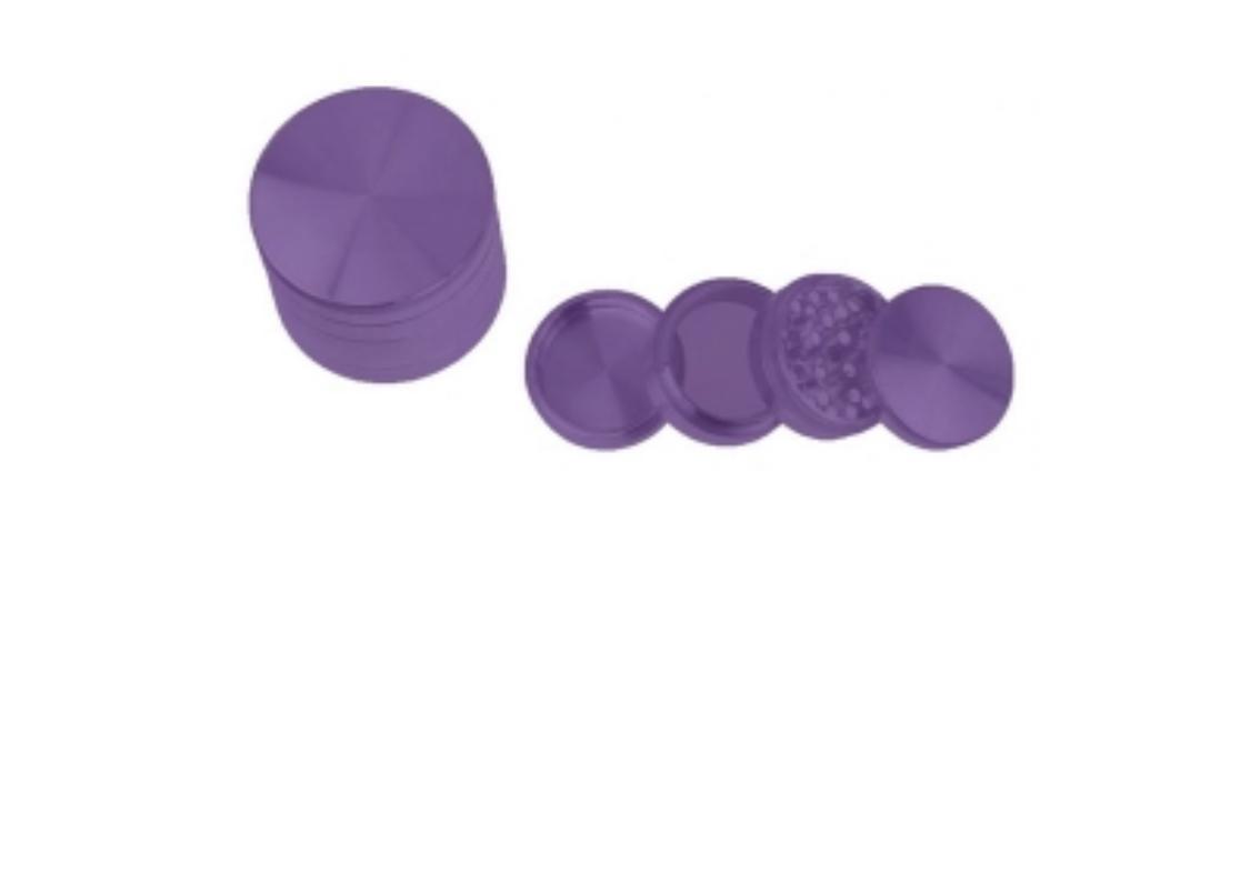 Grinder Purple 4-Teilig Small