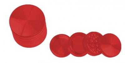 Grinder Rot 4-Teilig