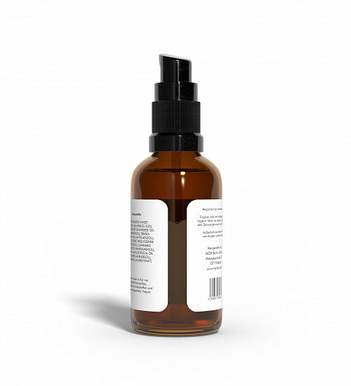 CBD Hair Oil Lavender