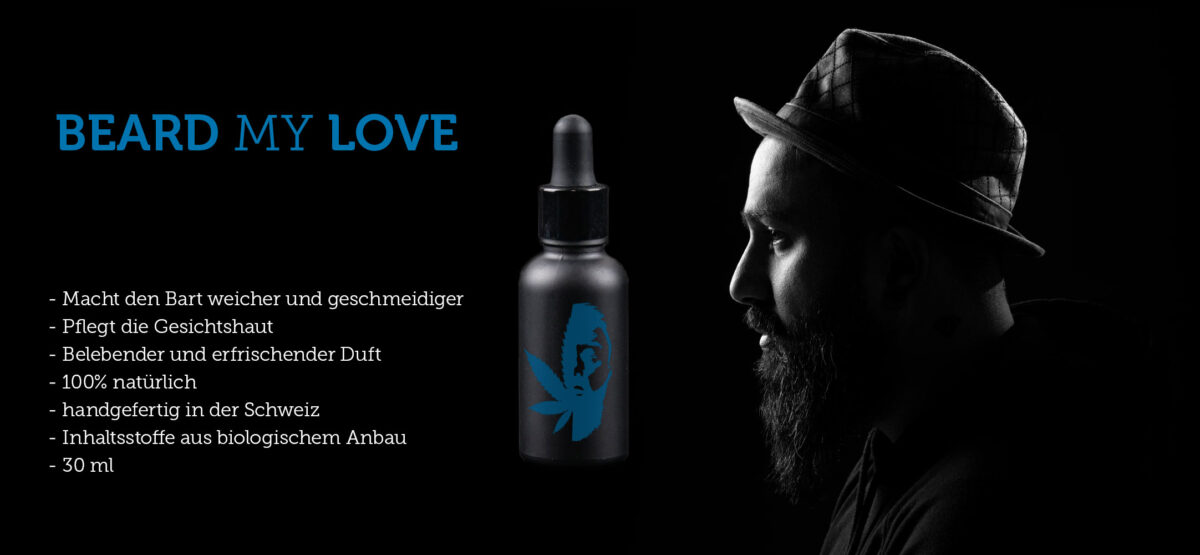 Beard My Love Neutral Oil 30ml