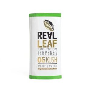Real Leaf OG Kush Tabakersatz Kräutermischung