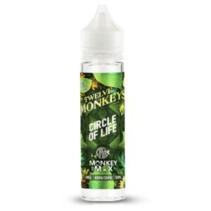 Twelve Monkeys Circle of Life 50ml Shortfill