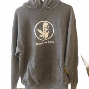 CLASSIC HOODED SWEAT BeardMyLove Gr.L