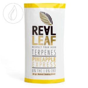 Real Leaf Pineapple Express Tabakersatz Kräutermischung 20g
