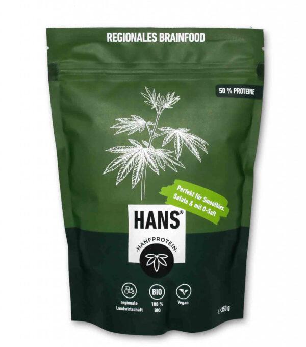 Hanfprotein-HANS-brainfood
